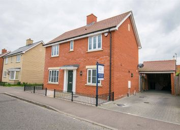 Thumbnail 4 bed detached house for sale in New Farm Road, Stanway, Colchester, Essex