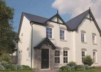 Thumbnail 3 bed semi-detached house for sale in The Green At Bridge Lea, Green Road, Conlig