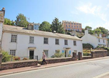 Lyte House & Church House, 24 & 26 Bolton Street, Brixham, Devon TQ5. Commercial property