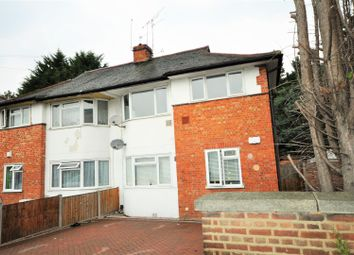 Thumbnail 2 bed flat to rent in Runnymede, Colliers Wood, London
