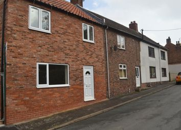 Thumbnail 3 bed end terrace house for sale in School Lane, South Ferriby