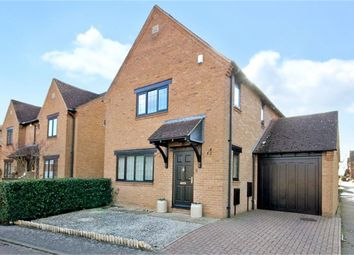 Thumbnail 3 bedroom detached house for sale in Lunchfield Court, Moulton, Northampton