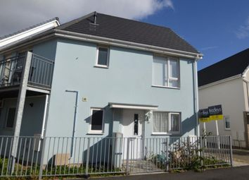 Thumbnail 2 bedroom flat for sale in Yellowmead Road, Plymouth, Devon