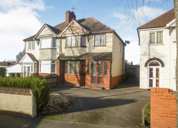 Thumbnail 3 bedroom semi-detached house for sale in Hydes Road, West Bromwich