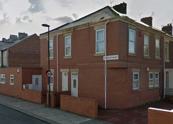 Thumbnail 1 bed flat to rent in Falmouth Road, Newcastle Upon Tyne