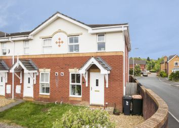 Thumbnail 2 bed end terrace house for sale in Laburnum Close, Rogerstone, Newport