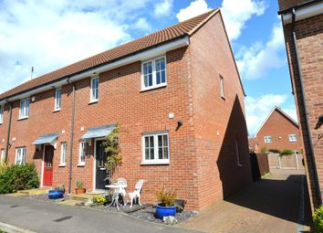 Thumbnail 3 bed end terrace house for sale in Clarendon Road, Little Canfield, Dunmow