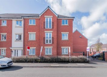 Thumbnail 2 bed flat for sale in Millport Road, Wolverhampton