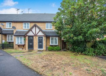Thumbnail 2 bed terraced house for sale in Harlech Road, Abbots Langley