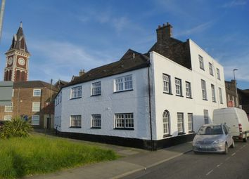 Thumbnail 1 bed flat for sale in Albion Granary, Nene Quay, Wisbech