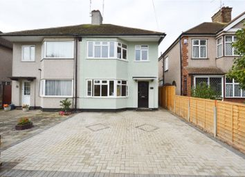 Thumbnail 3 bed semi-detached house for sale in Bournemouth Park Road, Southend-On-Sea, Essex