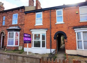 Thumbnail 3 bed terraced house for sale in Altham Terrace, Lincoln