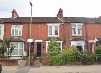 Thumbnail 3 bed terraced house for sale in The Crescent, Eastleigh, Hampshire