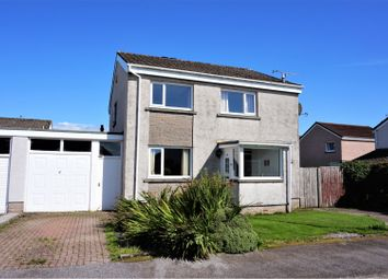 Thumbnail 4 bed link-detached house for sale in Woodlands Avenue, Dumfries