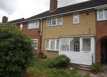 Thumbnail 2 bedroom terraced house for sale in Timberley Lane, Shard End, Birmingham