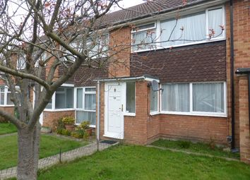 Thumbnail 3 bed terraced house to rent in Burleigh Road, Camberley