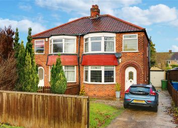 Thumbnail 3 bed semi-detached house for sale in Hull Road, Anlaby, Hull, East Riding Of Yorkshi