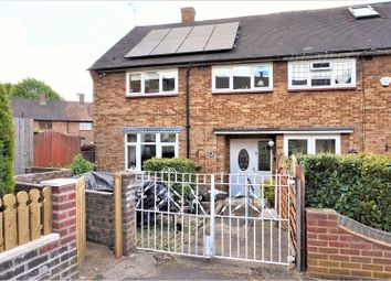 Thumbnail 3 bed end terrace house for sale in Retford Close, Romford