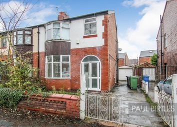Thumbnail 3 bed semi-detached house for sale in Stothard Road, Stretford