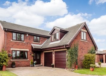 Thumbnail 4 bed detached house for sale in The Fairways, East Boldon