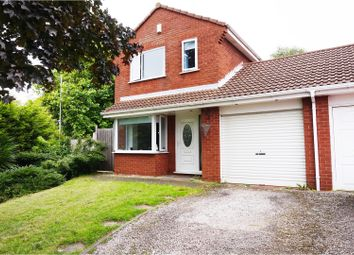 Thumbnail 3 bed link-detached house for sale in Darmonds Green Avenue, Liverpool