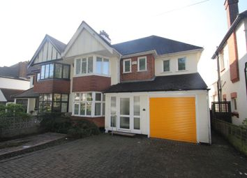 Thumbnail 5 bedroom semi-detached house for sale in Kenilworth Gardens, Westcliff-On-Sea