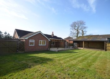 Thumbnail 3 bed detached bungalow to rent in Durley Brook Road, Durley, Southampton