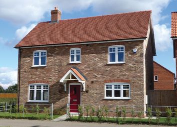 Thumbnail 4 bed detached house for sale in Plot 3 Alexander Park, Legbourne Road, Louth