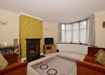 Thumbnail 4 bed semi-detached house for sale in Kingscroft Road, Leatherhead, Surrey