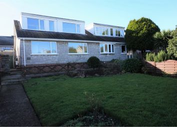 Thumbnail 3 bed semi-detached bungalow for sale in Carmarthen Close, Barry