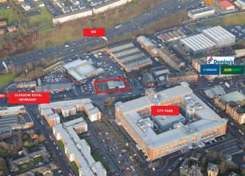 Thumbnail Land to let in Alexandra Parade, Dennistoun, Glasgow