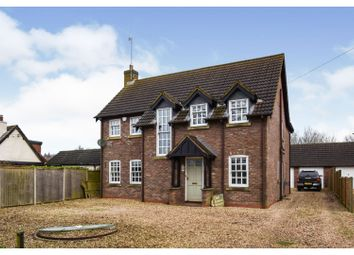 Thumbnail 4 bed detached house for sale in Bleasby Moor, Market Rasen