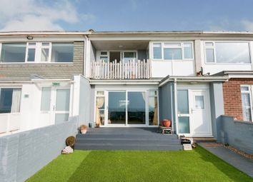 The Esplanade, Telscombe Cliffs, Peacehaven BN10. 3 bed terraced house for sale