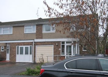 Thumbnail 3 bed terraced house for sale in Thames Close, Farnborough