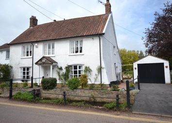 Thumbnail 3 bed semi-detached house for sale in Lower Budleigh, East Budleigh, Budleigh Salterton, Devon