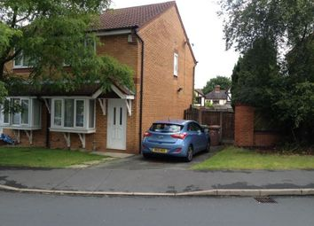 Thumbnail 3 bed semi-detached house to rent in Buckingham Drive, St. Helens
