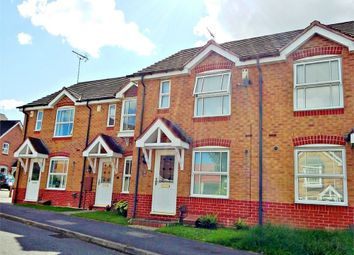 Thumbnail 2 bedroom town house for sale in Highland Drive, Sutton-In-Ashfield, Nottinghamshire
