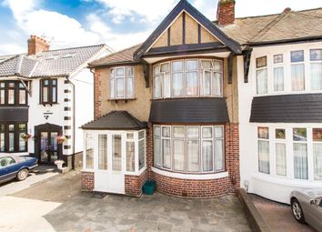 Thumbnail 3 bed semi-detached house for sale in Stradbroke Grove, Ilford