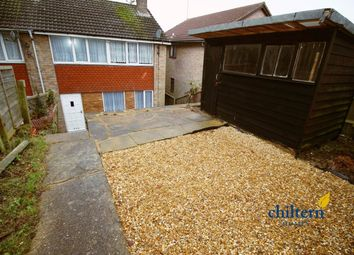 Thumbnail 3 bed terraced house to rent in Brendon Avenue, Stopsley
