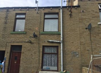 Thumbnail 2 bedroom terraced house to rent in Clough Road, Huddersfield