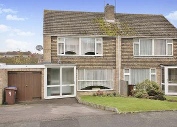 Thumbnail 3 bed semi-detached house for sale in Osterley Grove, Banbury