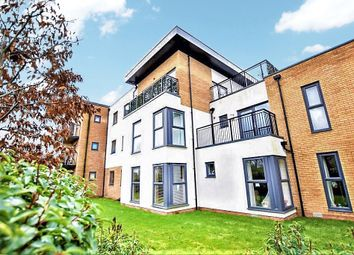 Thumbnail 2 bed flat for sale in Summers Hill Drive, Papworth Everard, Cambridge, Cambridgeshire