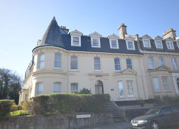 Thumbnail 1 bedroom flat for sale in Garfield Terrace, Stoke, Plymouth