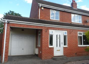 Thumbnail 3 bed semi-detached house for sale in Ennerdale Road, Walkergate, Newcastle Upon Tyne
