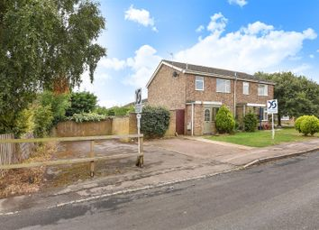 Thumbnail 3 bed semi-detached house for sale in Cottage Road, Stanford In The Vale, Faringdon