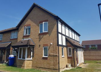 Thumbnail 2 bed terraced house to rent in Churchill Close, Feltham
