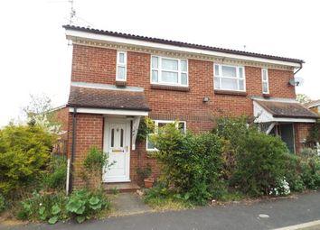 Thumbnail 2 bed end terrace house for sale in Churchill Park, Kings Lynn, Norfolk