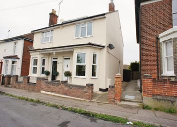 Thumbnail 3 bedroom semi-detached house for sale in Spring Road, Brightlingsea, Colchester