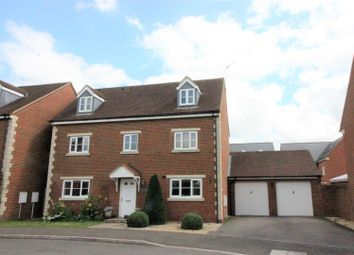 Thumbnail 5 bedroom detached house for sale in Southwold Close, Swindon