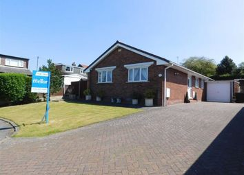 Thumbnail 3 bedroom detached bungalow for sale in Crown Street, Marple, Stockport